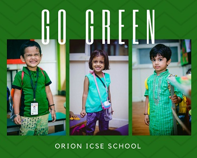Go Green Celebration June 2018