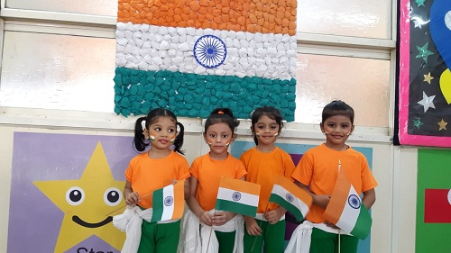 Independence Day Celebration 15 August 2018
